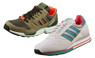 adidas Originals FW '09 ZX Collection Preview