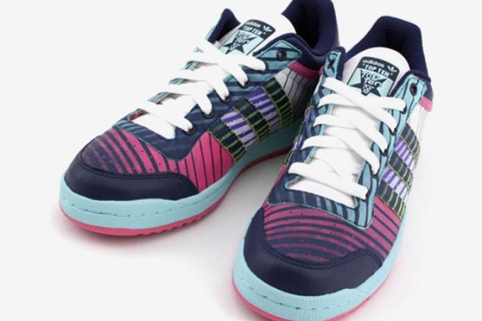 adidas Top Ten Low Neon