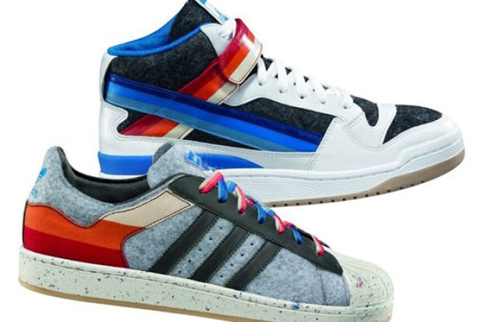 adidas Wool Pack Superstar | Samba | Forum Mid