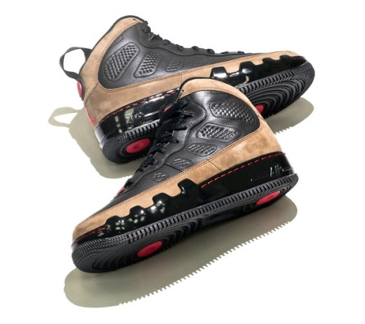Air Jordan Fusion 9 Premier Light Olive