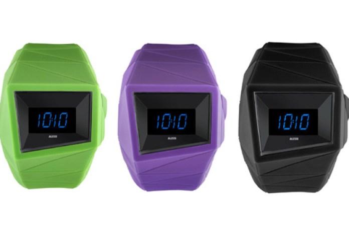 ALESSI Daytimer Watch Collection