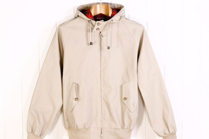 Baracuta G9 Vintage Fit Hooded Jacket