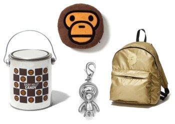 A Bathing Ape SS '09 Accessories New Releases