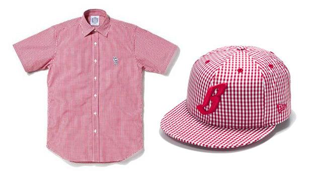 BBC Checkered Shirt and New Era Cap