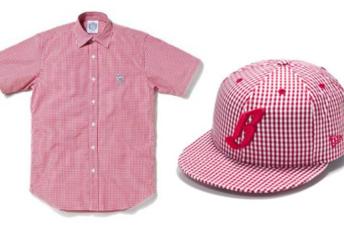 BBC Checkered Shirt and New Era Cap