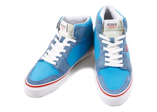 Bedwin Rubbersole Sneakers