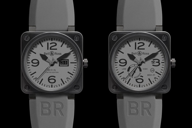 Bell & Ross Instrument BR Commando Limited Edition Watch