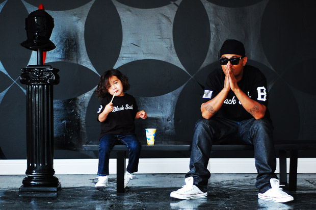 Black Scale x INVS Kids Collection