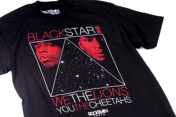 Black Star x Rocksmith T-Shirts