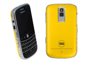 BlackBerry Bold Selfridges 100th Anniversary Edition