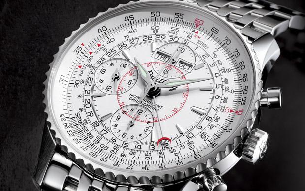 Breitling Montbrillant Datora Watch