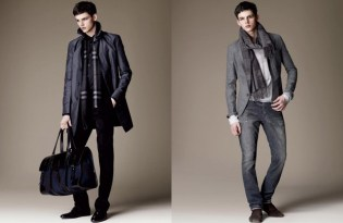 Burberry Prorsum Men's 2009 Fall/Winter Collection