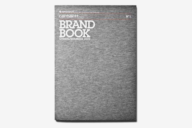 Carhartt 2009 Spring/Summer Vol. 1 Brand Book