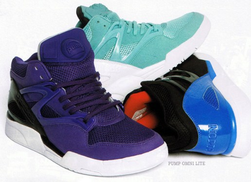 Commonwealth x Reebok Pump Omni Lite