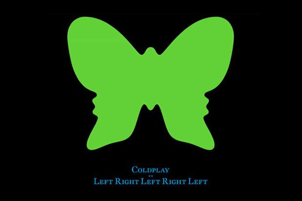 Coldplay - LeftRightLeftRightLeft