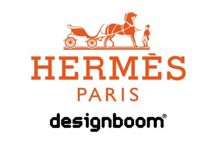 "designboom x Hermès ""les cravates par Hermès"" Collection"