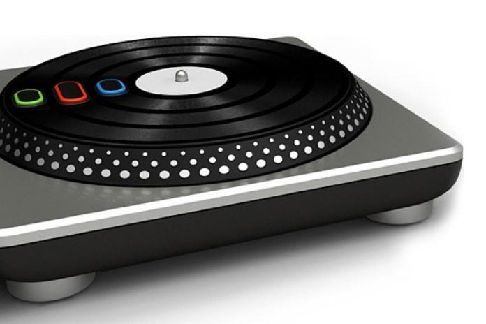 Activision Announces DJ Hero