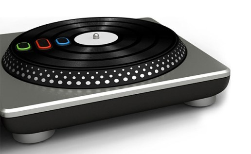 Activision Announces DJ Hero