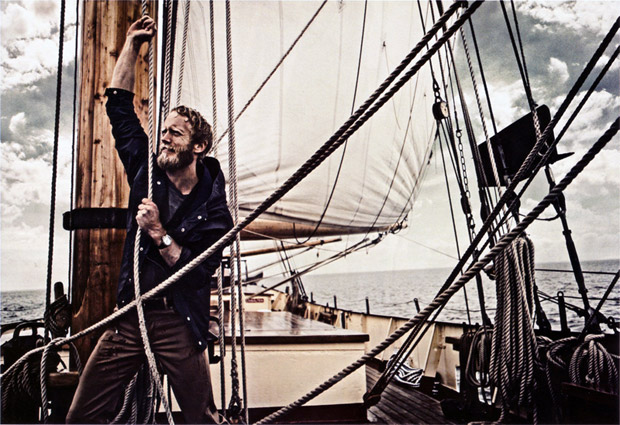 DVMAN International Magazine | The Young Men and the Sea