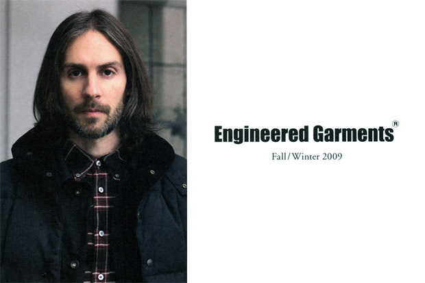 Engineered Garments 2009 Fall/Winter Collection Preview