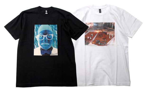 Fatsarazzi for Futura Laboratories T-Shirt Collection