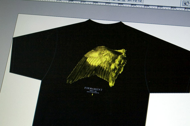 Firmament Wing III T-shirt Preview