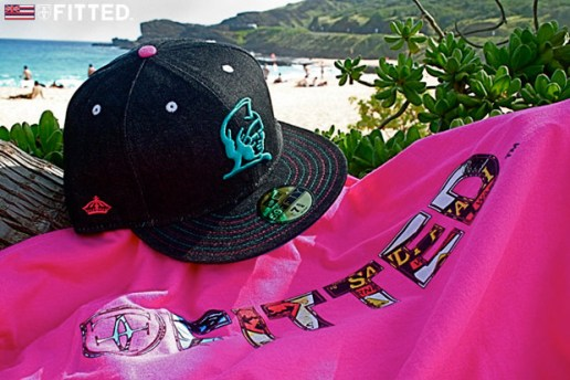 "Fitted Hawaii ""Ali'i Kamehameha"" New Era Cap & Tee"