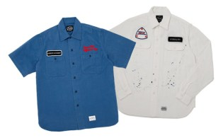 FUCT SSDD 2009 Spring/Summer Work Shirts