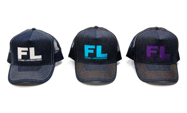 Futura Laboratories Denim Mesh Cap