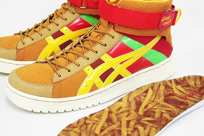 "GETTRY x Asics Procourt AR ""Hamburger"""