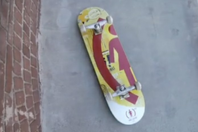 Girl Skateboards for PRODUCT (RED) Campaign