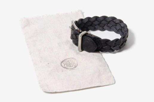 GOODENOUGH Braided Leather Bracelet
