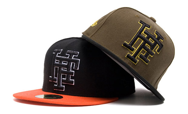 "Hall of Fame ""HF Lockups"" New Era 59FIFTY Fitted Cap"