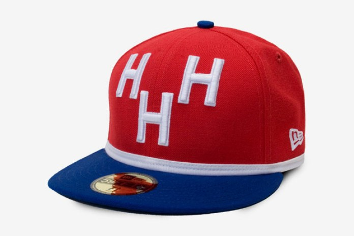 Hall of Fame Triple H White Band New Era 59FIFTY Fitted Caps