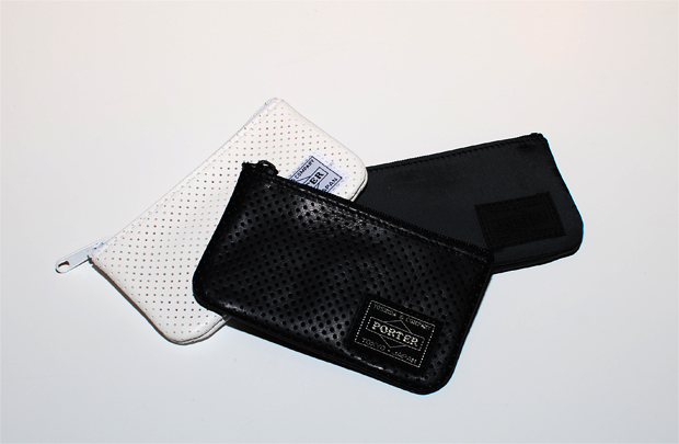 Head Porter Grey Suave   Merge Coin Cases