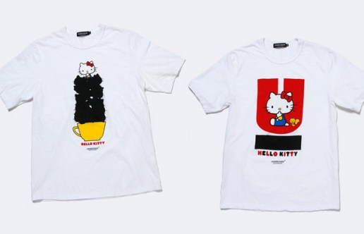Hello Kitty x Undercover T-Shirt Collection