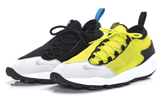 Hiroshi Fujiwara x Nike Air Footscape Preview