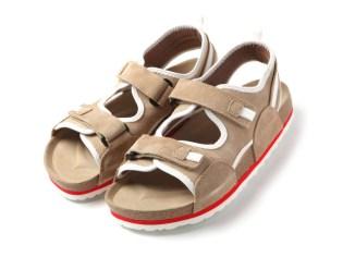hobo Suede Strap Sandals