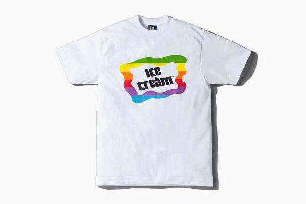 "ICE CREAM ""Apple"" T-shirt"