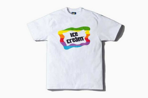 "ICE CREAM ""Apple"" T-shirt"