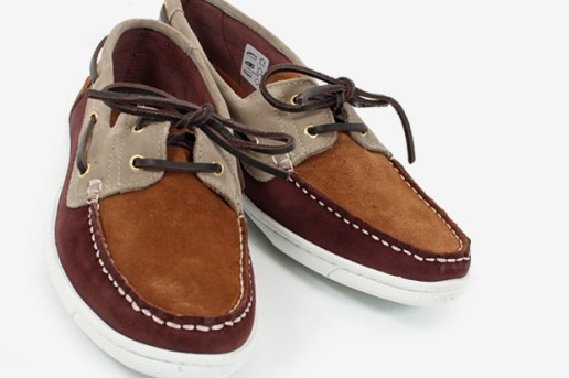 Journal Standard x Danassa Deck Shoes