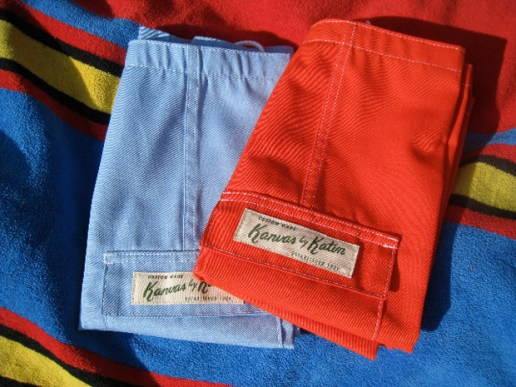Kanvas by Katin California Surf Trunks