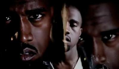 Kanye West - Paranoid