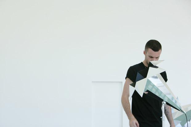 Kris Van Assche | Sculpture & Photography Exhibition France