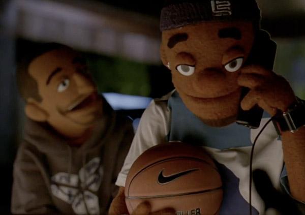 Nike Basketball MVP's Kobe & LeBron Mrs. Lewis Commercial