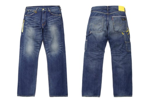 Levis Fenom Light oz Sunderys Washed Denim