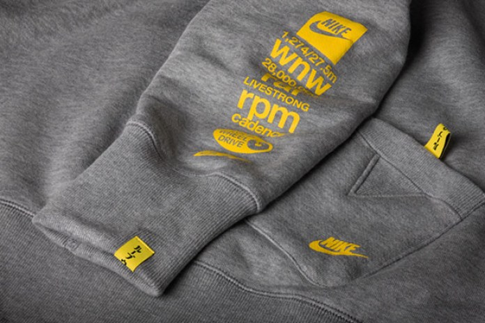 Livestrong x Loopwheeler x Nike Sportswear Collection