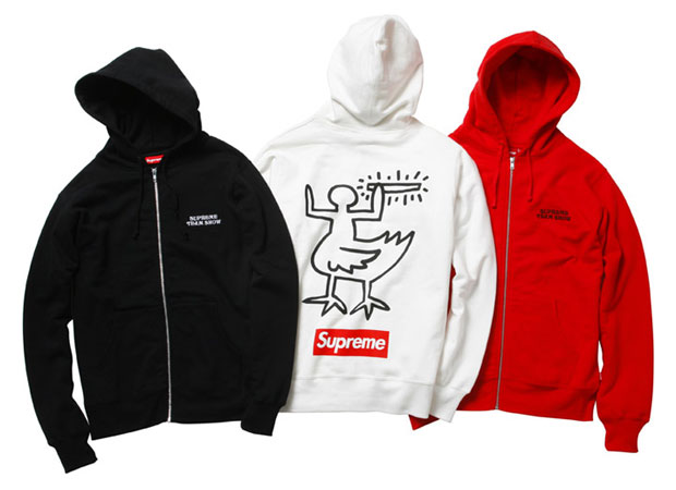 Malcolm McLaren x Supreme Apparel Collection