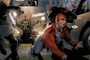 Marvel Comics: Punisher / Eminem - Kill You