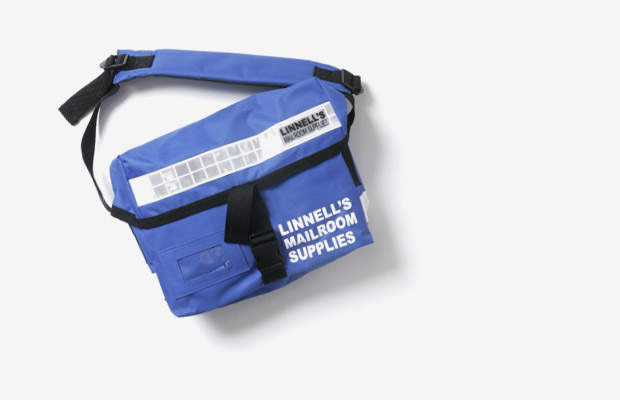 Michael Linnell Messenger Bag
